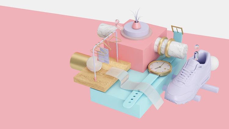 3D графика как тренд веб-дизайна